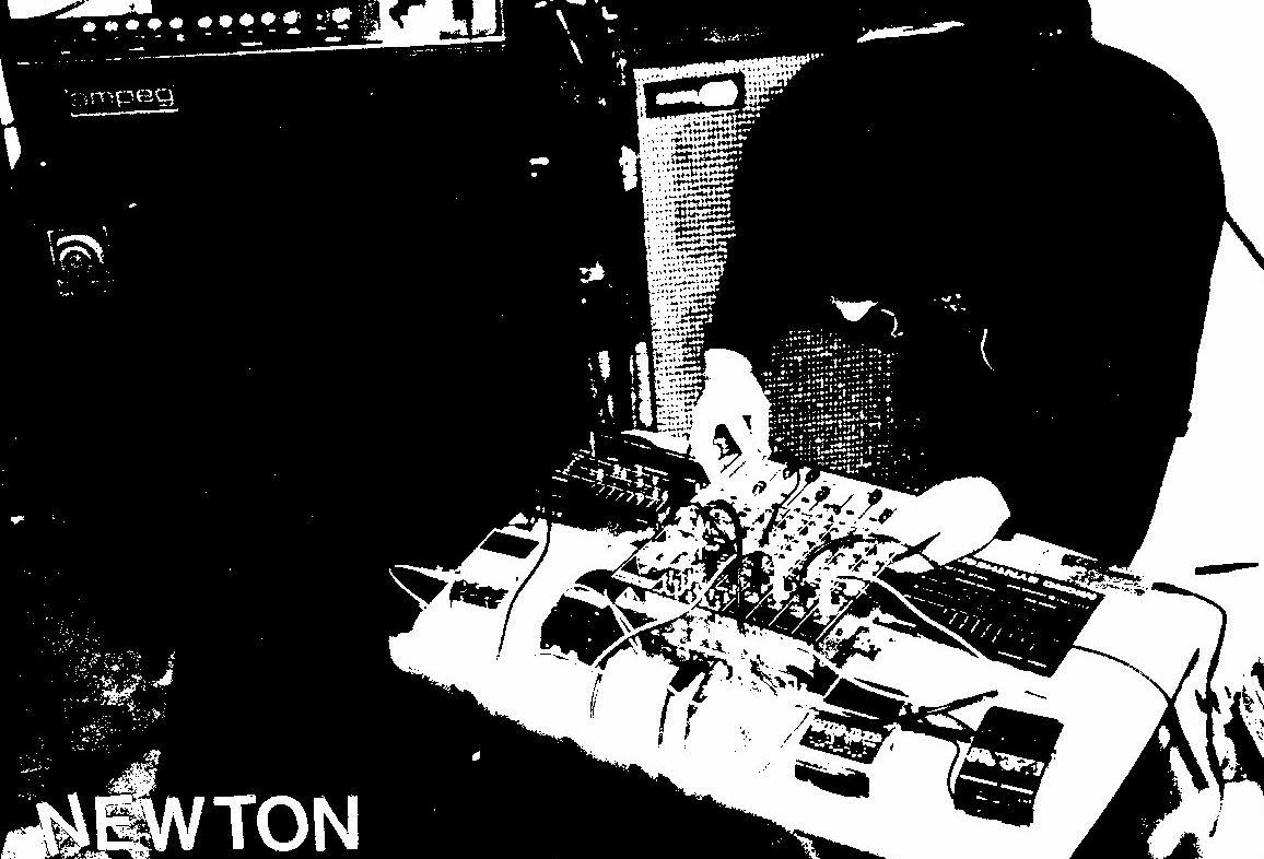 Newton & Dave Smolen - Self Disintegration