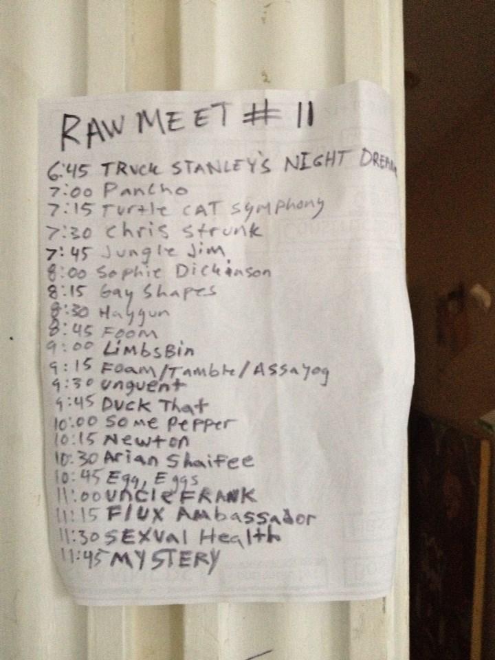 Raw Meet #11