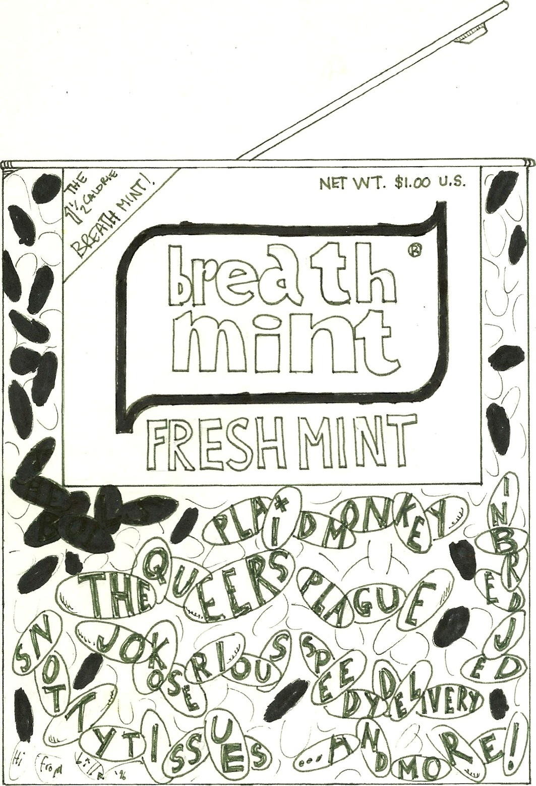 BREATHMINT issue #1