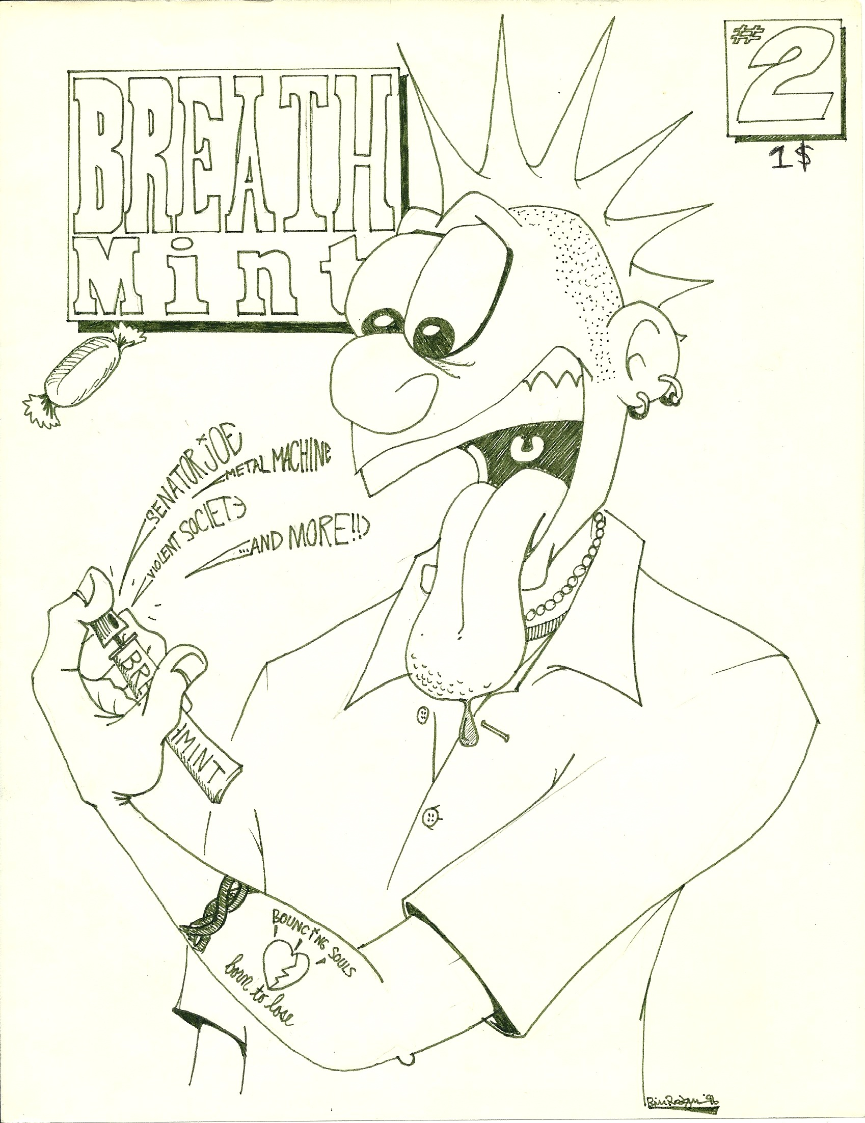 BREATHMINT issue #2