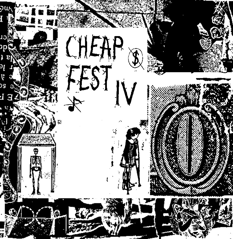 Cheap Fest IV cover